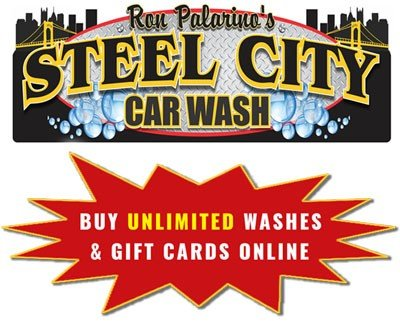 Palarino's Steel City Car Wash – Unlimited Monthly Wash Plans