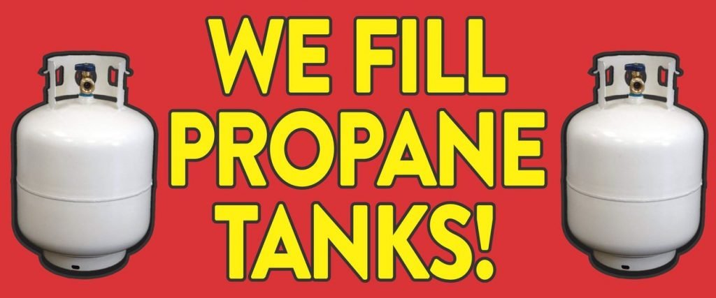 PALARINO'S PROPANE , Open all weekend for your Propane needs!